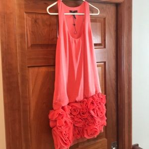 NWT BCBG dress size large